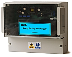 Battery back up power supplies for 20mA loops
